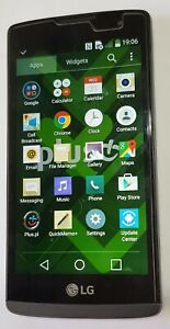 Used - LG Leon LG-H340n 4G LTE Black (Unlocked) Smartphone