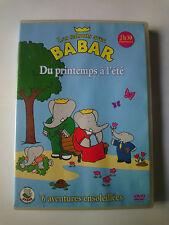 LES SAISONS AVEC BABAR / DU PRINTEMPS A L'ETE - DVD PAL