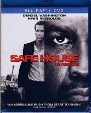 Safe House (Blu-ray/DVD, 2012, Canadian)
