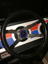 Atari Arcade Steering Wheel Center Decal Sticker - Pole Position - Dark Blue!