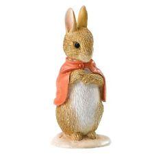 Beatrix Potter Flopsy Rabbit Miniature Figurine - Hand Painted Resin
