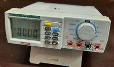 Mastech M9803 True TMS Tisch Multimeter