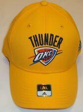 NBA Oklahoma City Thunder Structured Flex Hat By Adidas - Size L/XL - New
