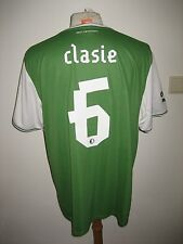 Feyenoord CLASIE away Holland football shirt soccer jersey voetbal trikot sz XXL