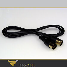 (10,83€/m) Powerlink Kabel MK3 dünn 1,8m für B&O BANG & OLUFSEN BeoSound BeoLab