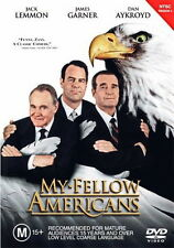 My Fellow Americans - Comedy - Jack Lemmon, James Garner, Dan Aykroyd - NEW DVD