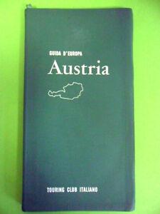 AUSTRIA.TOURING CLUB ITALIANO.1974