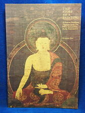 The Story of a Painting by Hongnam Kim ( Paperback 1991 ) Korean Buddhist Book