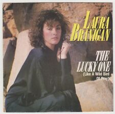 * Laura Branigan  * The lucky one * 45 tr. 1984. Atlantic We 171. Très bon état