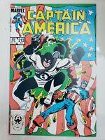 CAPTAIN AMERICA #312 (1985) MARVEL COMICS 1ST APPEARANCE FLAG SMASHER!