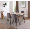 Lavenia 5 - Piece Dining Set  top table and 4 chairs (NEW YORK CITY )