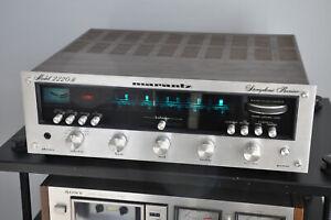 Vintage MARANTZ 2220B AM/FM stereo receiver - made in Japan