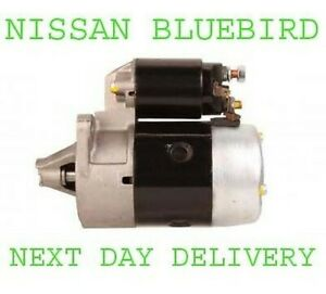 For Nissan bluebird 1.8 2.0 1984 1985 1986 1987 1988 1989 - 1992 starter motor