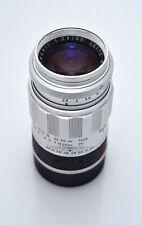 Leica Leitz 90mm f2.8 Elmarit M Chrome ( CLA serviced ! )