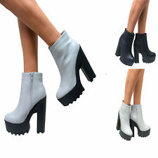 Zip Block Very High (greater than 4.5') Shoes for Women