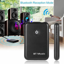 2-in1 TV Bluetooth Wireless Audio Transmitter Receiver Music 3.5mm PC Adapter AU