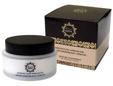 Dead Sea Mineral Moroccan Argan Oil Moisturizing Day Cream  Shemen Amour Israel