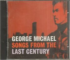 GEORGE MICHAEL Songs From The Last Century CD Album