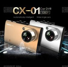 REMAX CX-C01 Gold Car Dashboard Camera 1080p FHD UK Stock fast dispatch