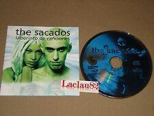 The Sacados Laberinto De Canciones 1996 Bmg Cd Mexico