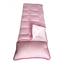 Sunncamp Pink Stripe Junior Sleeping Bag