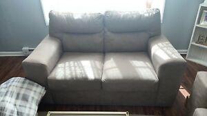 Kings Brand Furniture Benton Sofa and Loveseat Living Room Set