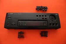 Pioneer SX-305RDS Stereo Receiver-Ersatzteil-Frontblende mit Tastatur