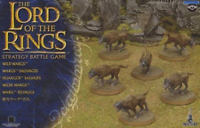 Wild Wargs The Hobbit Lord of the Rings Games Workshop New