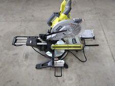 "RYOBI 10"" 15 Amp Sliding Compound Miter Saw Model# TSS102L"