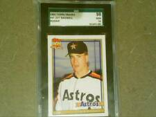 JEFF BAGWELL 1991 Topps Traded Tiffany Rookie #4T RC SGC Graded 98 GEM MINT 10