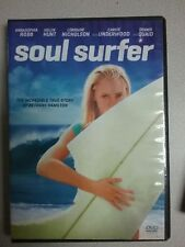 """Documentary DVD: """"SOUL SURFER"""" The Incredible True Story of Bethany Hamilton"""