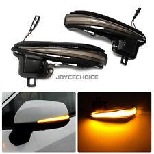 For Toyota RAV4 Alphard Lexus LM Highlander Dynamic Mirror LED Turn Signal Light