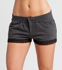Metal Mulisha Cara Shorts Size XS - Charcoal