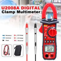 UA2008A UYIGAO Auto Digital Clamp Meter Multimeter Handheld RMS AC/DC