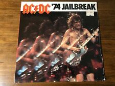 AC/DC ~ 74 JAILBREAK ~ ORIGINAL FIRST PRESS ~ STILL FACTORY SEALED ~ 1984