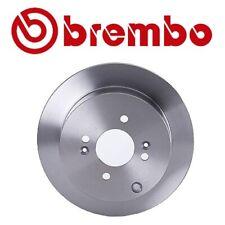 Rear Left or Right Solid Disc Brake Rotor 262 Brembo for Hyundai Accent Kia Rio5