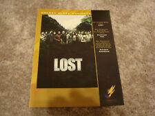 LOST Emmy ad with cast Matthew Fox, Josh Holloway, Dominic Monaghan, J.J. Abrams