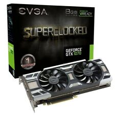 Pre-Owned EVGA GeForce GTX 1070 FTW GAMING 8GB GDDR5 Graphics Card