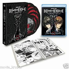 Death Note: The Omega Edition (Blu-ray Disc, 2016, 5-Disc Set, Limited...