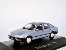 Ford Sierra Ghia  1982-1986  hellblau metallic    /  IXO/Altaya   1:43