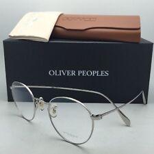 ef1bb4598d Oliver Peoples Coleridge Ov1186 silbern (5036 A) Brille