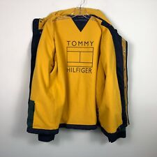 Vintage Tommy Hilfiger Jacket Men's XL Green Winter Coat