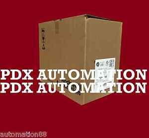 2020 Sealed 1 Year Warranty 525, 3HP, Catalog 25B-D6P0N104 Ser A