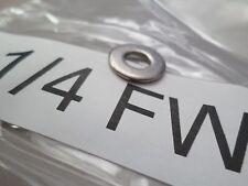 #4 Flat Washers
