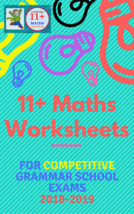 11 PLUS Maths Practice Questions 14 Important Topics Come in Every 11 plus Exam