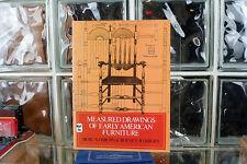 Measured Drawings of Early American Furniture Burl Osburn & Bernice Osburn