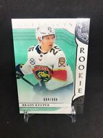 2019-20 UPPER DECK Artifacts BRADY KEEPER Rookie RC #177-Panthers #084/999 SP
