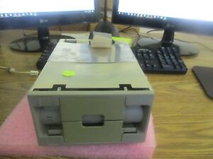 """Digital Equipment / DEC:  RX50-AA.   5.25"""" Floppy Disk with Cable and Skid Pla<"""