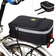 RockBros Bicycle Rear Rack Bag Pannier MTB Road Bike Trunk Pack Shoulder Bag 12L