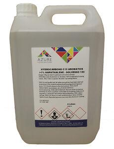 Hydrocarbons C10 Aromatics >1% Naphthalene - Solvesso 150 - 5L